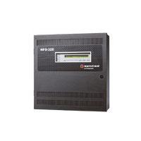 CENTRAL INTELIGENTE 1 LAZO 159 DISPOSIT.NFS-320 NOTIFIER