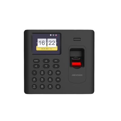 CONTROL ASISTENCIA HUELLA PROX 3000 USR DS-K1A802AEF HIKVISI